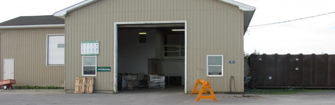 South Slocan Hazardous Materials Facility - Hydrotite application